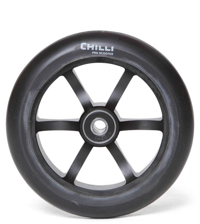 Chilli Wheel 6-Spoked 120er black