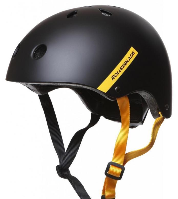 Rollerblade Rollerblade Helmet Downtown black/yellow