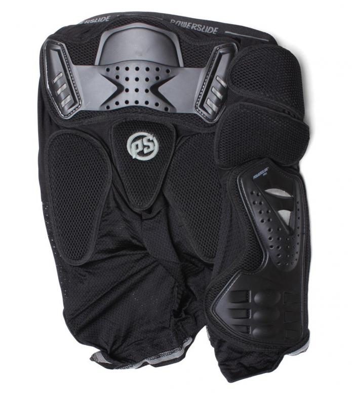 Powerslide Protective Shorts Pro black S
