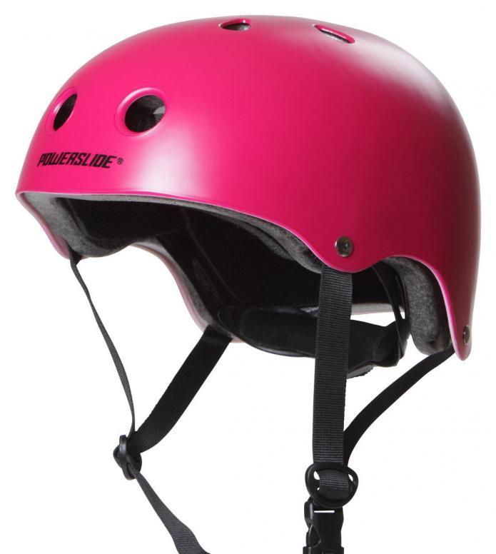 Powerslide Powerslide Helmet Allrounder pink