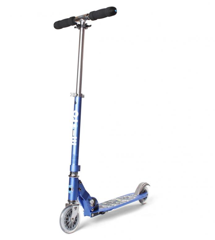 Micro Micro Scooter Sprite Special Edition blue aztec
