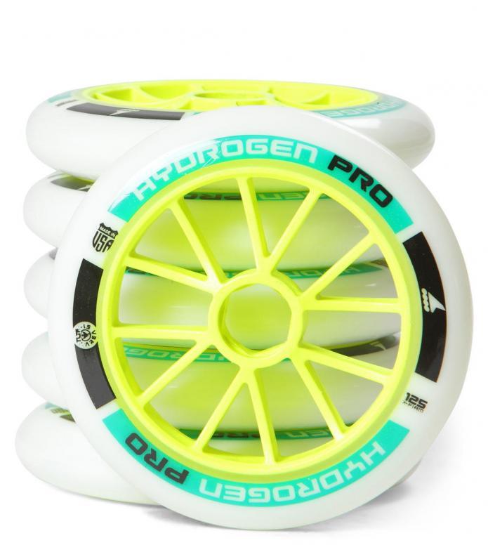Rollerblade Wheels Hydrogen Pro white 125mm/86A