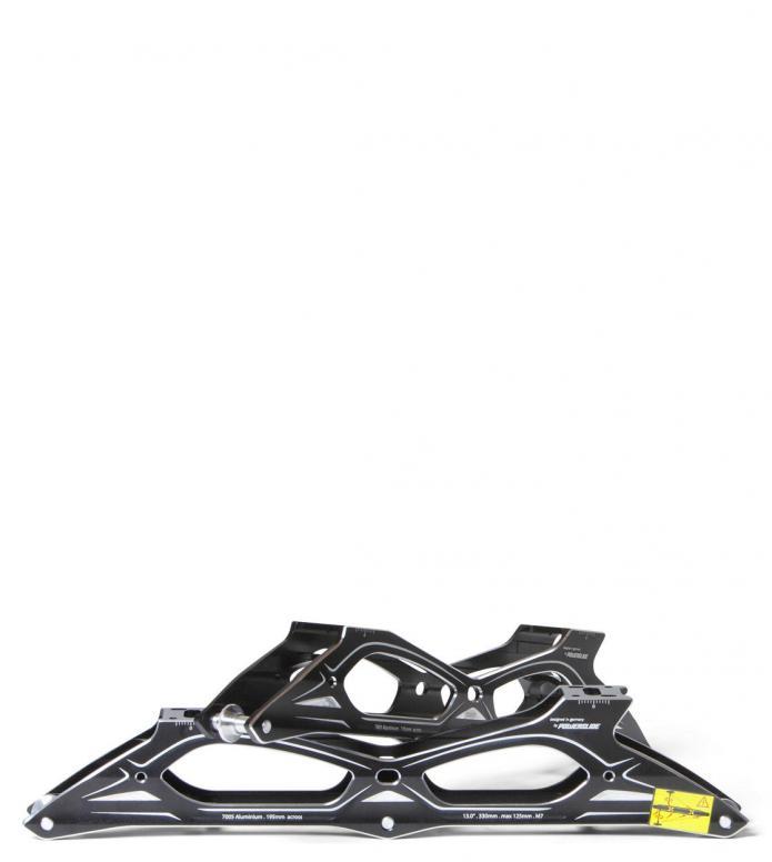 Powerslide Frames XXX Speed 13.0 black 3x 125mm