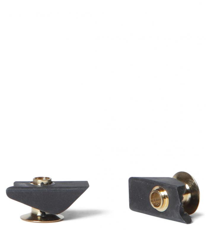 Ethic Spacers Pandemonium Pair black one size