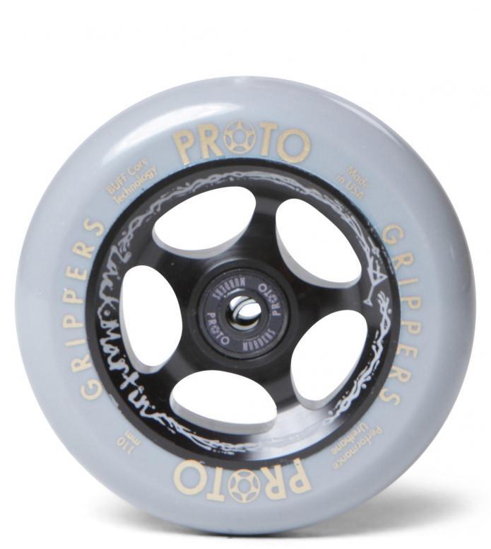 Proto Wheel Gripper Zack Martin grey/black 110mm