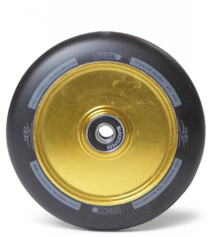 Lucky Wheel Jon Marco Hollow Core 110er gold/black