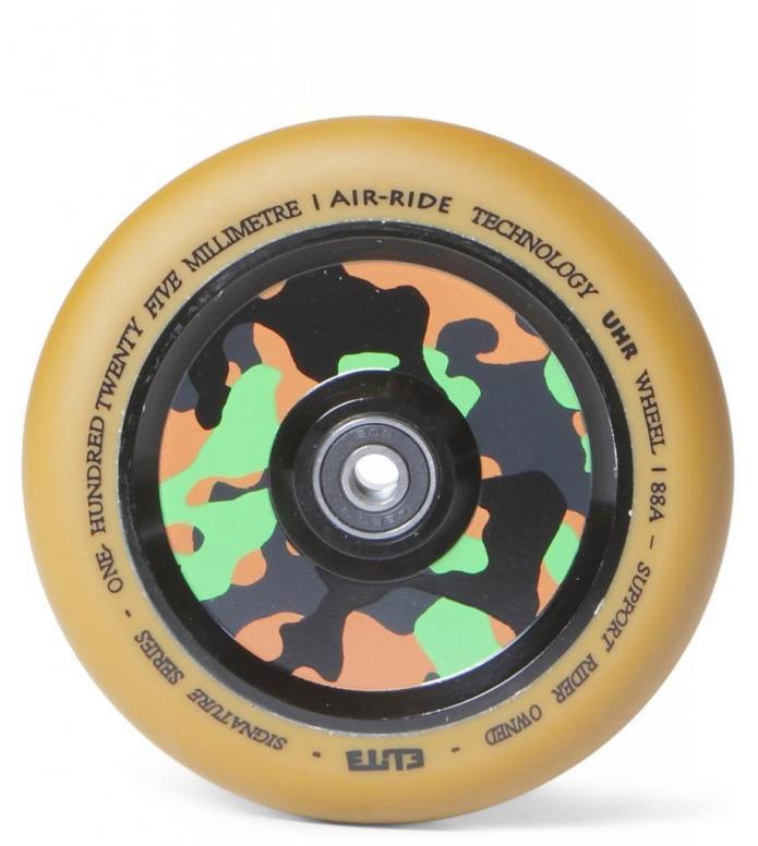 Elite Wheel Air Ride 125er brown gum/camo 125mm
