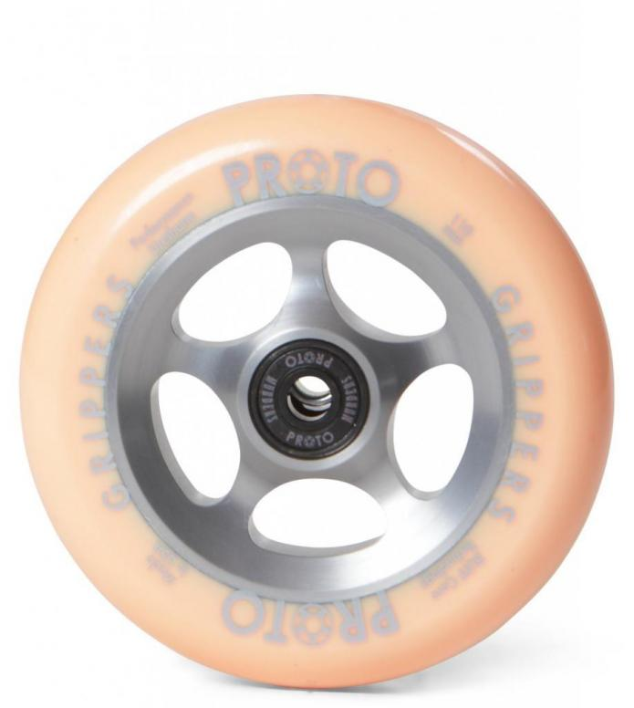 Proto Wheel Gripper Faded 110er grey/orange 110mm