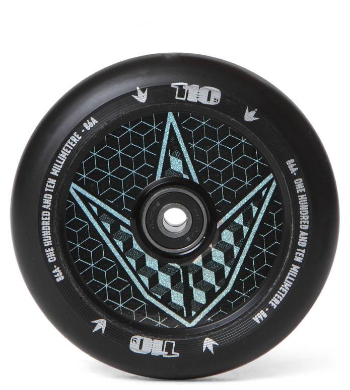 Blunt Wheel Hologram Geo 110er black 110mm