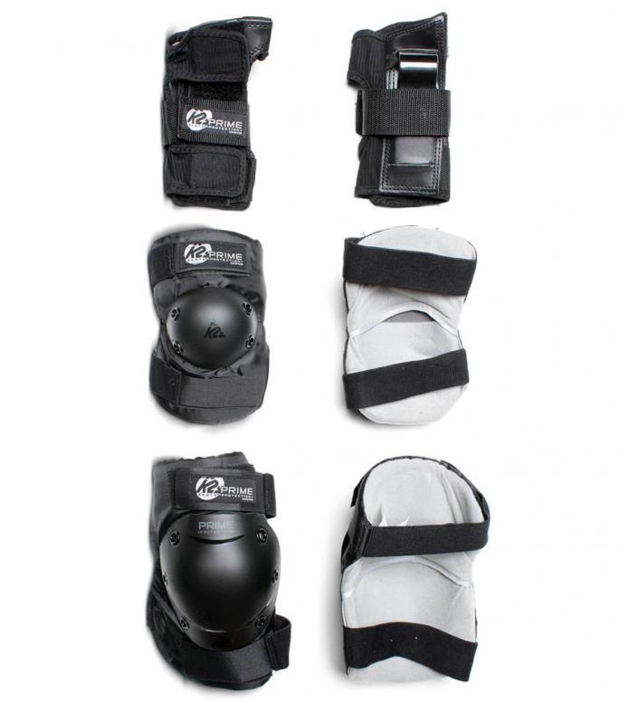 K2 Protection Prime Pad Set black S