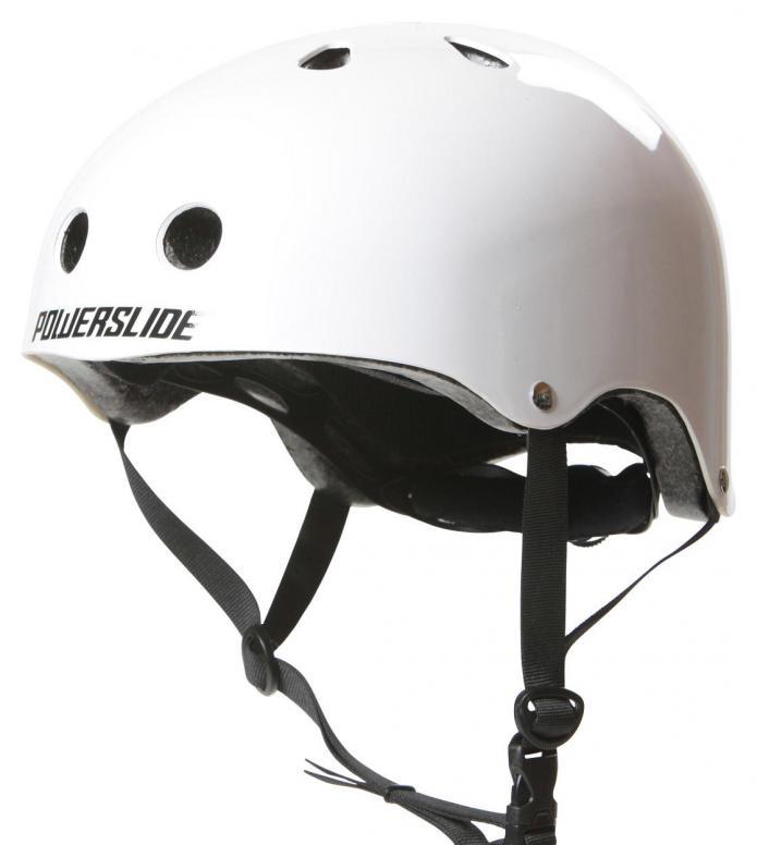Powerslide Powerslide Helmet Allrounder white