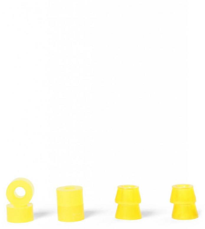 Power Dyne Cushions Set Magic yellow firm