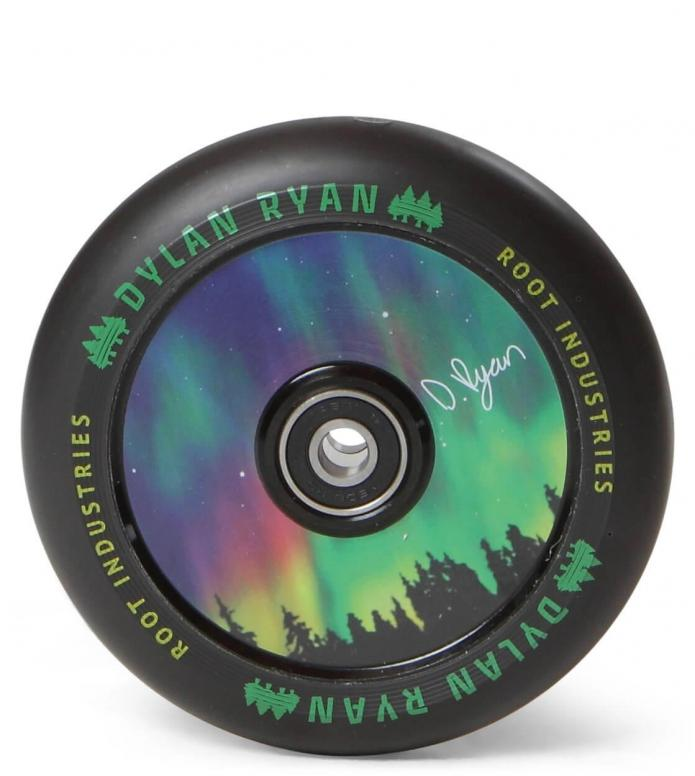 Root Industries Wheel Air Dylan Ryan 110er black multi 110mm