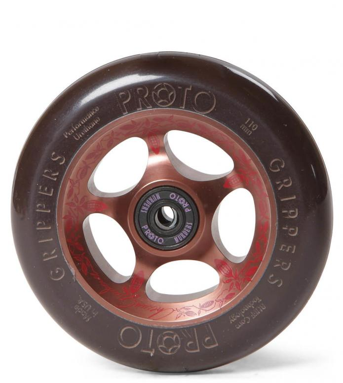 Proto Wheel Gripper Chocoholic 110er brown 110mm