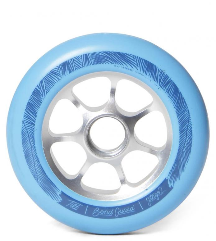 Tilt Wheel Coastal 110er blue/silver 110mm