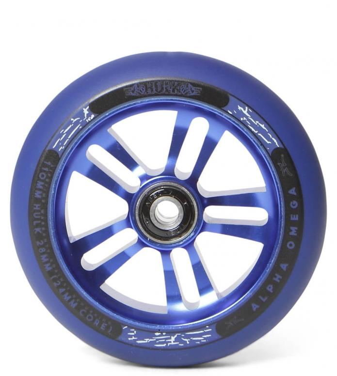 AO Wheel Hulk 110er blue/blue