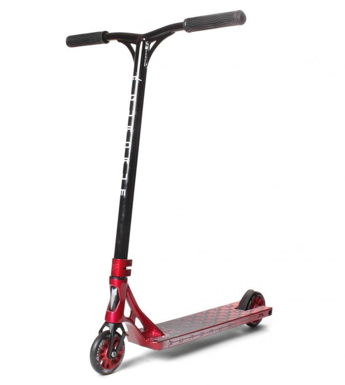 AO AO Scooter Quadrum 3 red