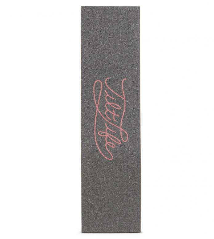 Tilt Griptape Capped Script black/red 600 x 135mm