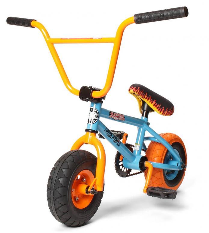 Rocker Rocker Mini BMX irok+ Blue Steel blue/orange