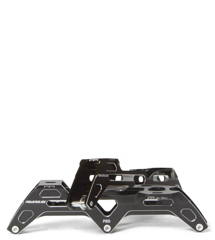 Powerslide Frame Trinity Katana black 125mm