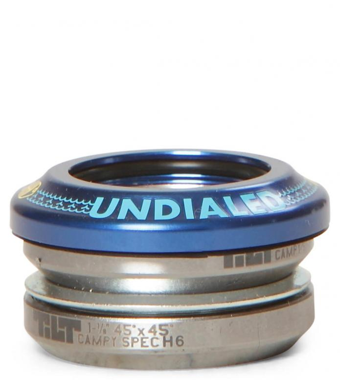 Tilt Headset Integrated X Undialed blue one size