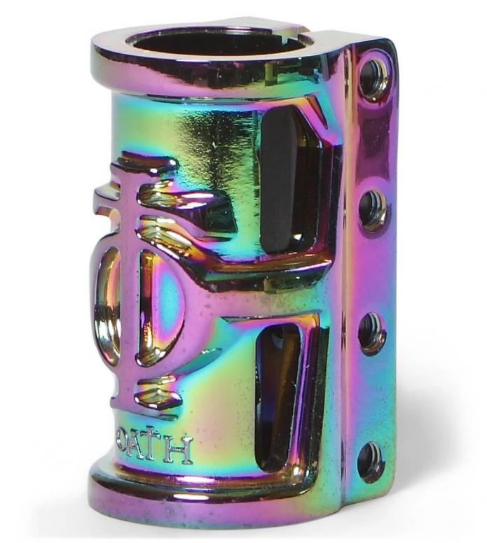 Oath Oath Clamp SCS Cage rainbow neochrome