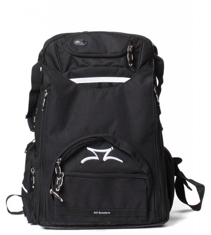 AO Backpack Transit black one size