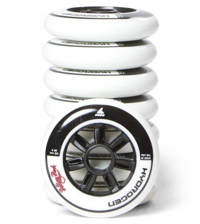 Rolling Rock Wheels Hydrogen Ed. 2 100er white 100mm/85A