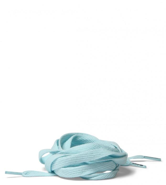 Mr. Lacy Laces Flatties blue light 130 cm