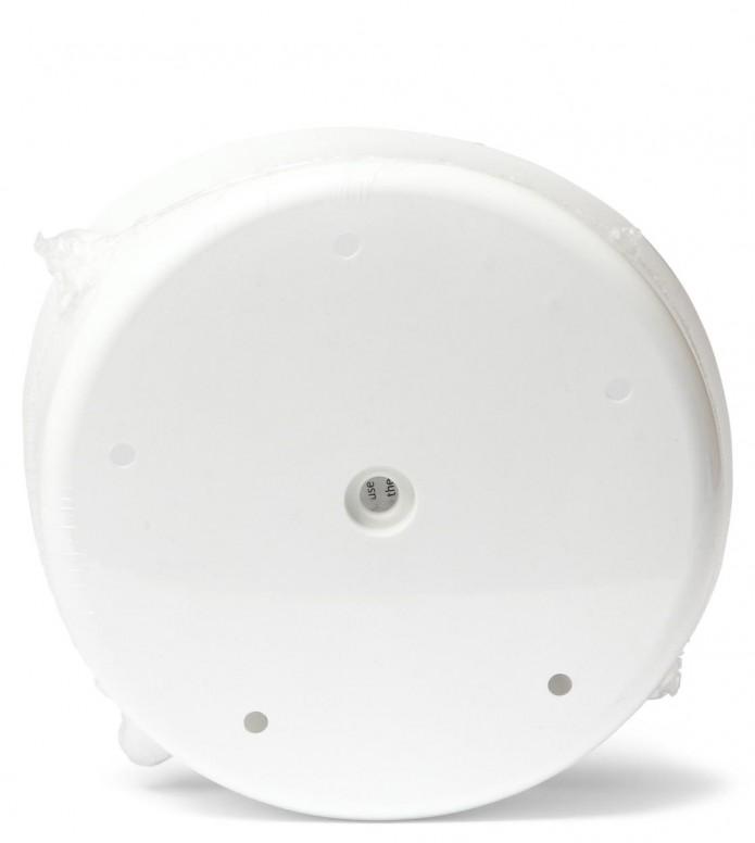Nud Ceiling Cap 5-Holes white 195mm x 50mm