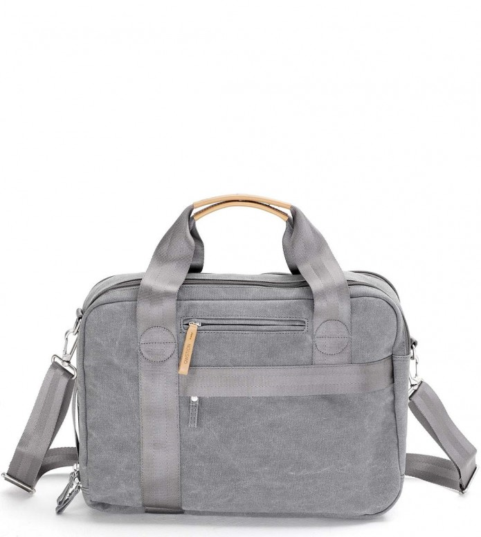 Qwstion Qwstion Bag Office washed grey