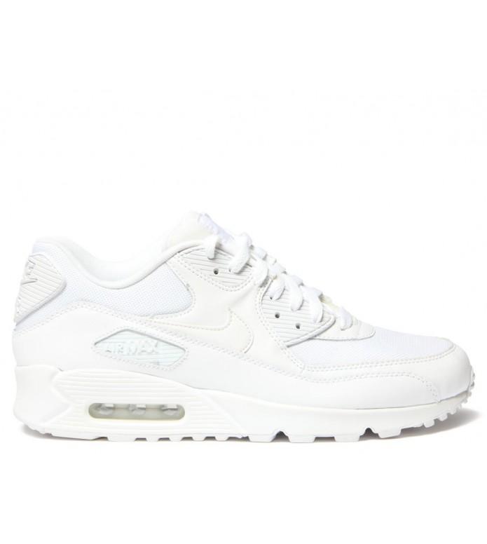 Nike Nike Shoes Air Max 90 Essential white-white