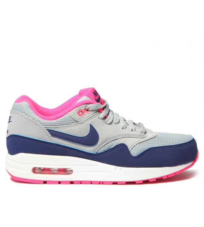 Nike Nike W Shoes Air Max 1 Essential grey ltmgnt-dprylb