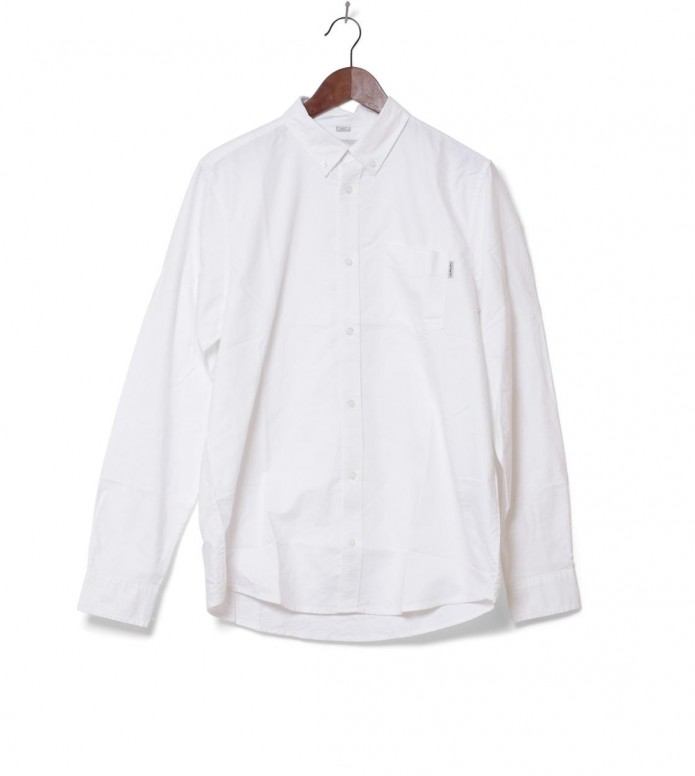 Carhartt WIP Shirt Roger white M