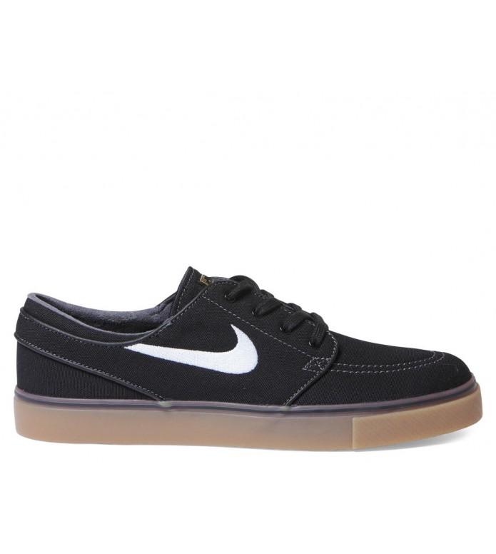Nike SB Nike SB Shoes Zoom Janoski black/lt grpht-white-gm lght brw