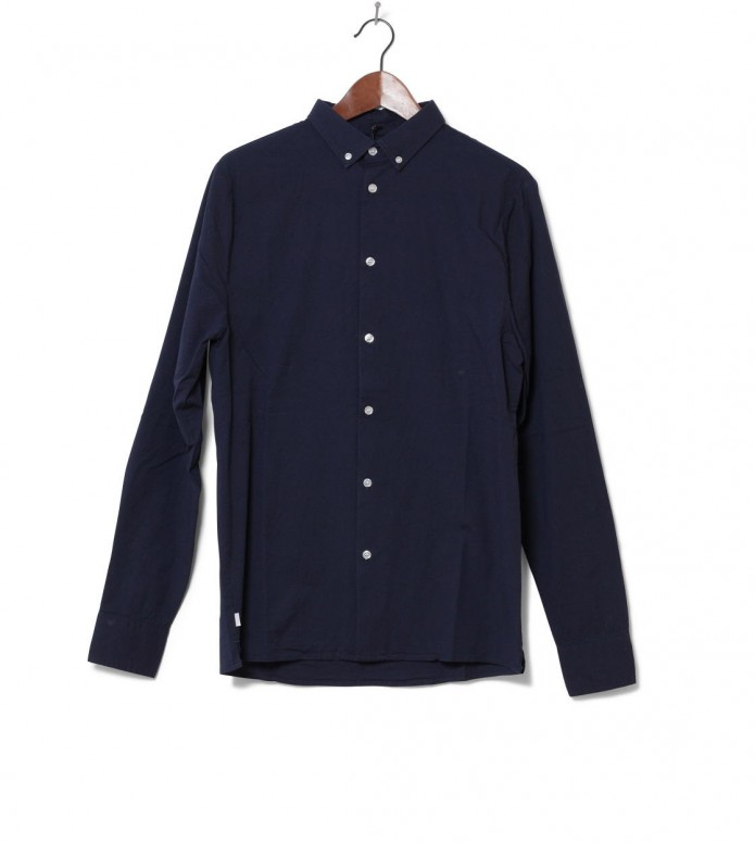 Revolution Shirt 3004 blue navy S