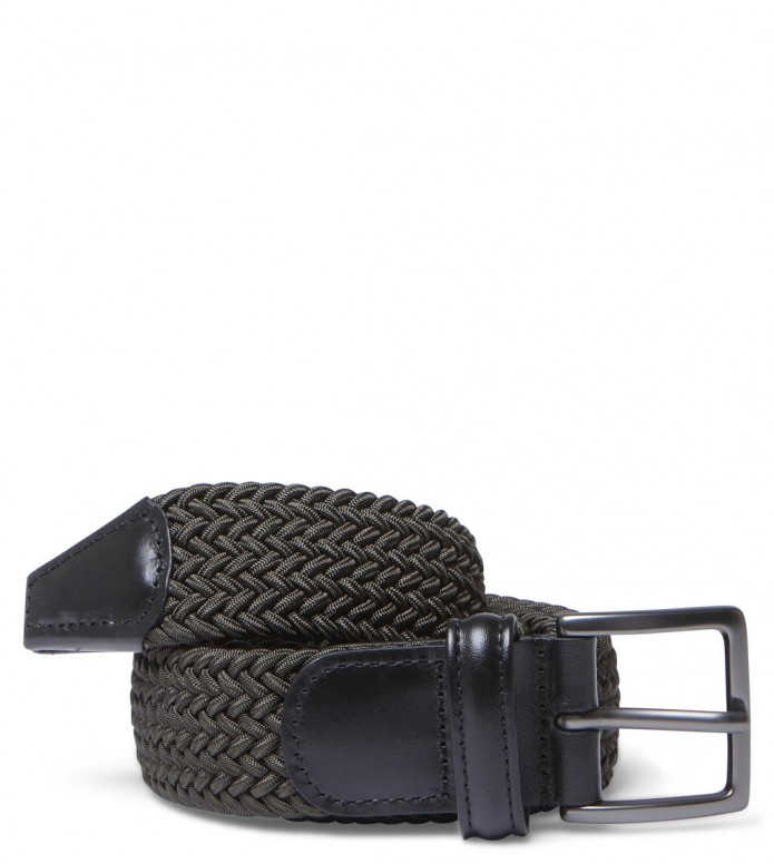 Andersons Andersons Belt Woven green