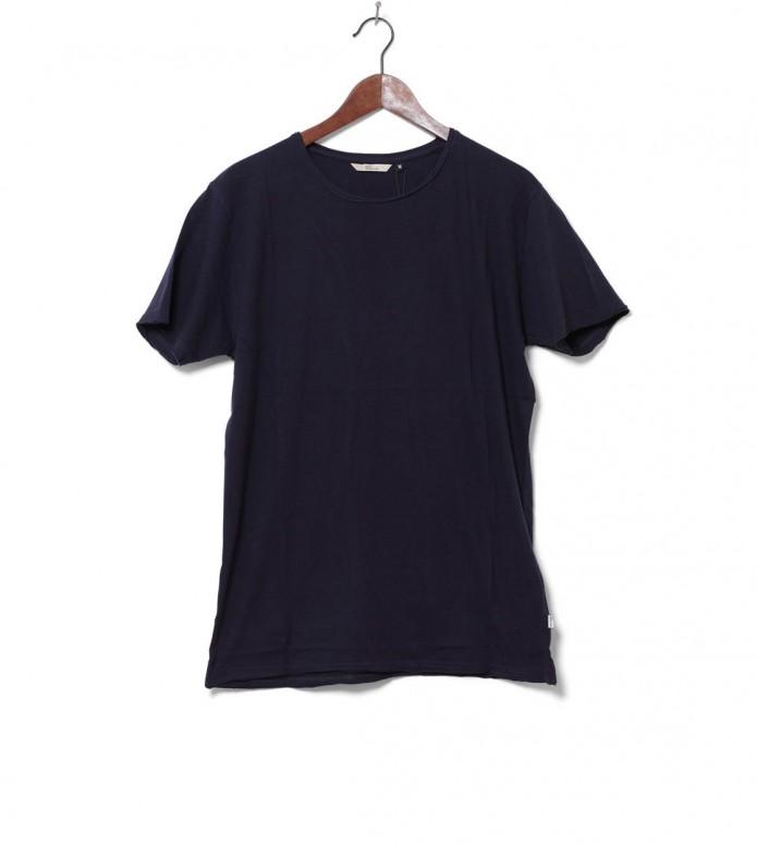 Revolution T-Shirt 1003 blue navy