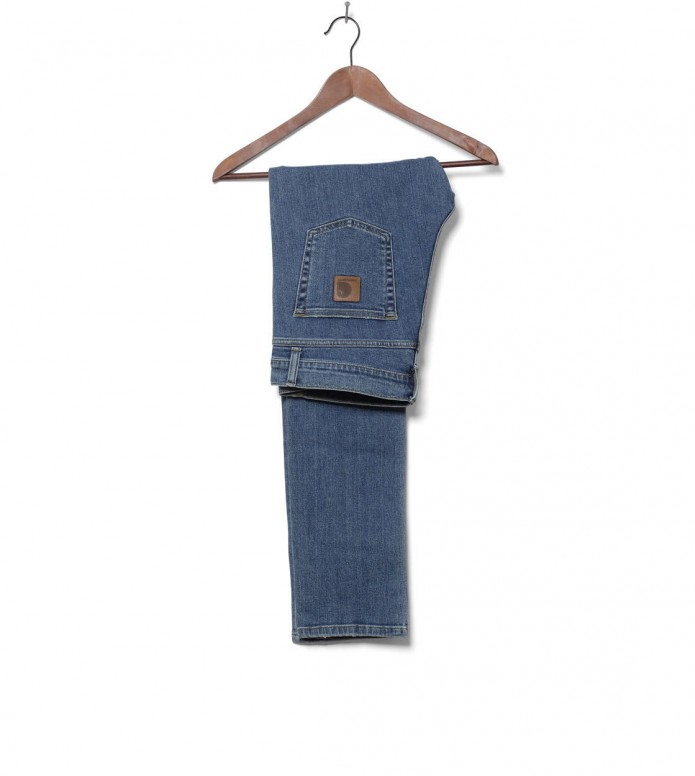 Carhartt WIP Carhartt WIP Jeans Rebel Spicer blue stone washed