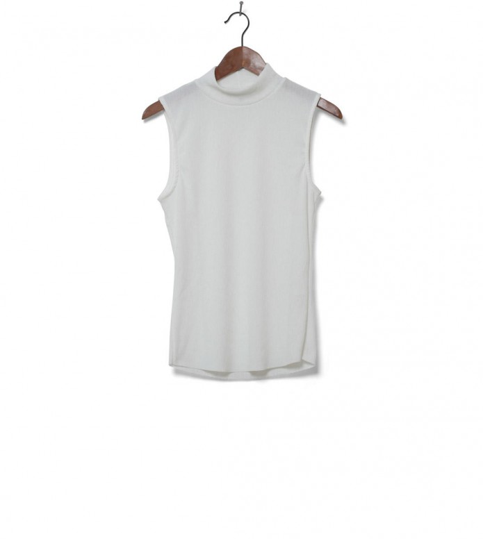 Selected Femme Top Sfjayla white snow S