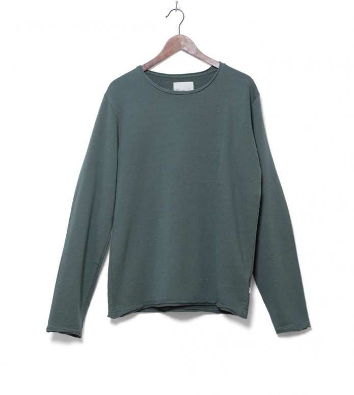 Revolution Sweater 2003 green army S