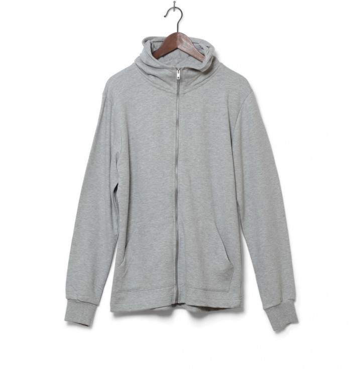 Revolution Zip Hooded 2004 grey M
