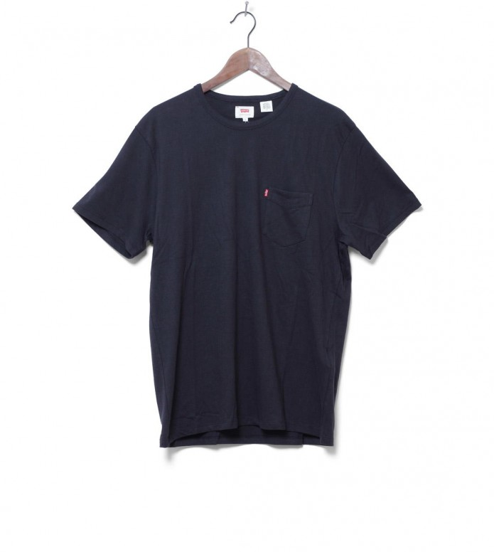 Levis T-Shirt Sunset Pocket black jet M