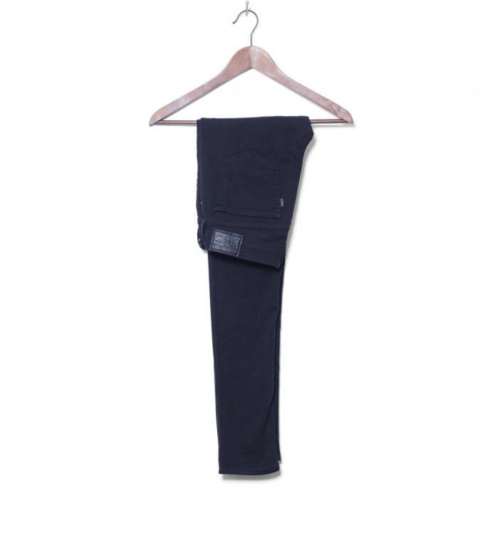 Levis W Jeans 711 Skinny black 26/32