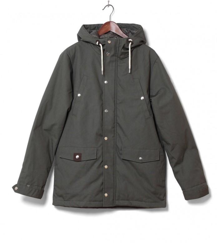 Revolution (RVLT) Revolution Winterjacket 7246 green army