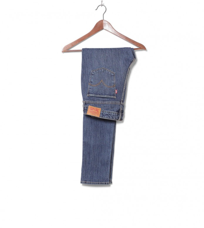 Levis W Jeans 711 Skinny blue dew meadow 30/32