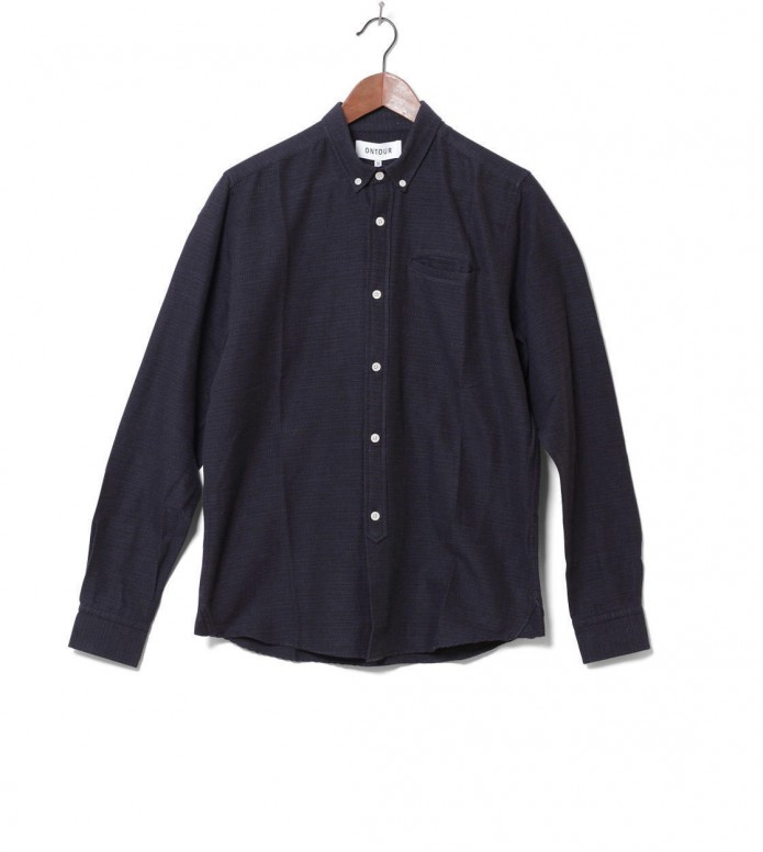 Ontour Shirt Storm blue navy M