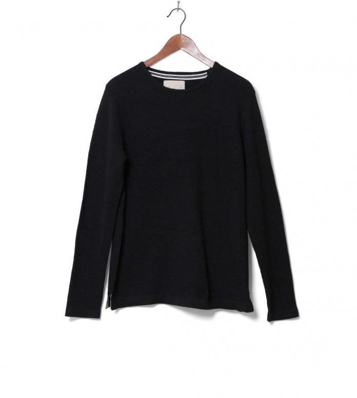 Revolution Knit Pullover 6003 black S