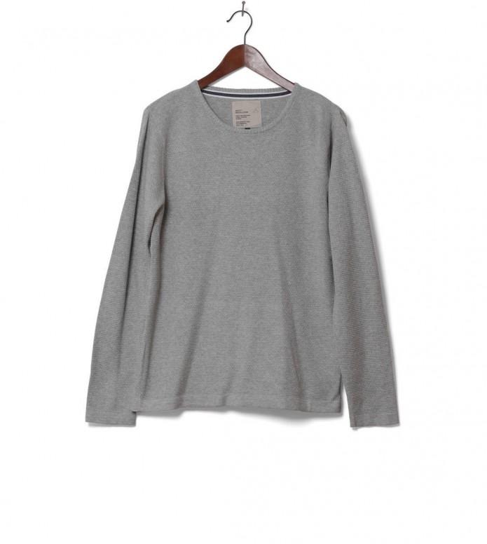 Revolution Knit Pullover 6003 grey light S