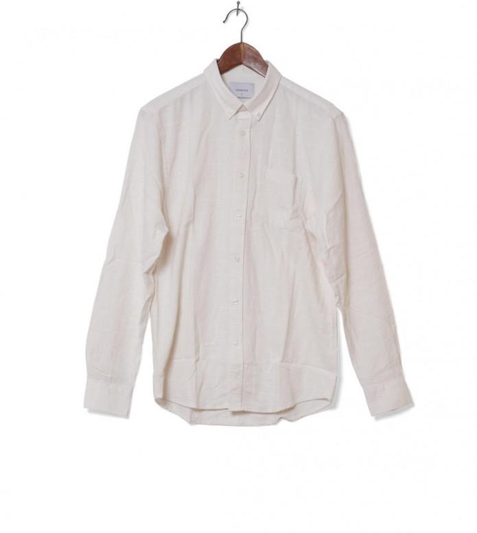 Legends Shirt Avenue beige/white S